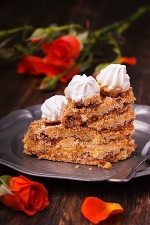 """Торт """"Прекрасная Мария""""."""