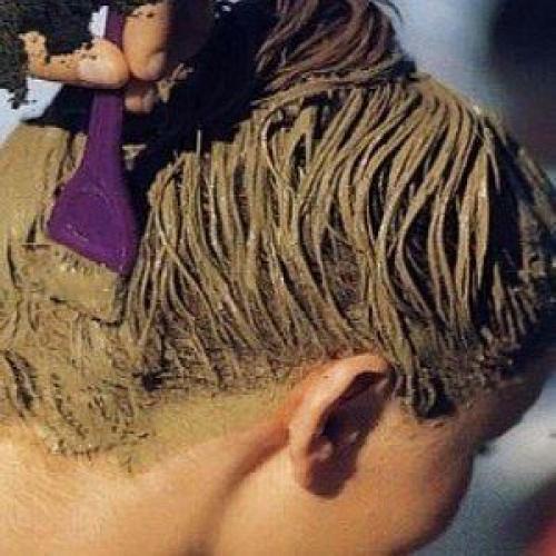 Хна бесцветная для укрепления волос, способ применения