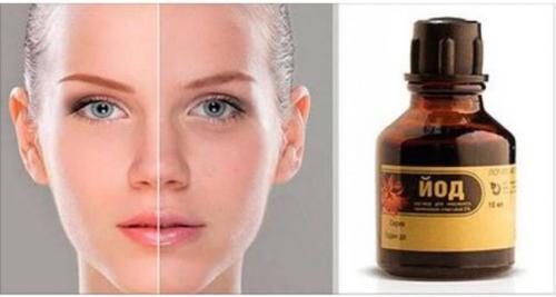 Маска для лица с медом вазелином йодом. Рецепт омолаживающего крема с йодом ( мягкий отбеливающий эффект).