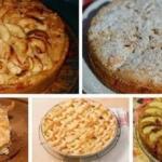 Пироги с яблоками - 6 лучших рецептов!