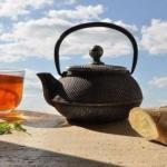 Чай который все килограммы растопил.