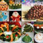 Топ 10 - новогодних салатов!