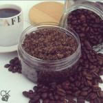 Антицеллюлитный кофейный скраб?