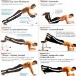 Упражнение планка?   Планка - является одним из самых популярных изометрических упражнений для проработки мышц пресса.