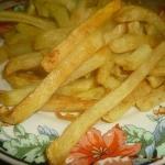 """Картофель """"фри"""" (без жира и масла."""