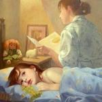 Неоконченные сказки: как узнать, что чувствует и думает ребёнок.