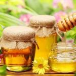 Мед при различных заболеваниях.