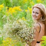 Женский гормон растительный. Продукты и травы, содержащие эстроген - гормон женской молодости.