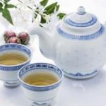 Травяные чаи от кашля.