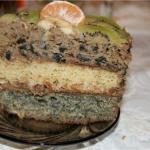 """Вкуснейший торт """"Три Богатыря"""" из детства - очень просто."""