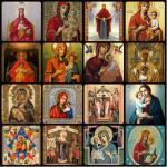 У каждого есть свой ангел - хранитель и своя икона - заступница.