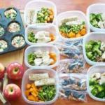 Схема питания для тех, кто хочет похудеть?