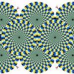 Эту иллюзию изобрел японский психиатр акиоши китаока.