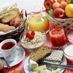 10 вариантов ПП- завтрака + 16 лучших утренних продуктов.