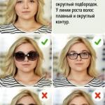 Очки, которые идеально подойдут вашему типу лица.