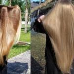 Как отрастить длинные волосы.