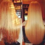 Секреты красоты!  Ламинирование волос желатином в домашних условиях.