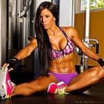 Эффективные упражнения для плоского живота.