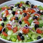 Топ - 9 крутых салатов на каждый день?