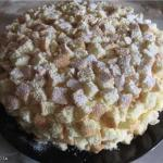 """Торт """"Мимоза"""" - все гениальное просто!"""