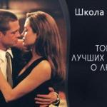 Топ - 50 лучших фильмов о любви.