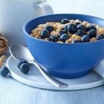 Рецепты полезного завтрака.