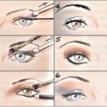Как корректировать форму глаз: