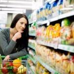 Какие продукты покупать нельзя?