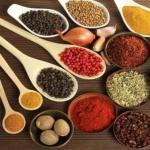 Специи, которые ускоряют метаболизм?