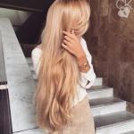 Как придать волосам красивый оттенок без химии?