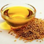 Удивительные свойства масла льна.