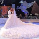 Годовщины свадьбы.  Зелёная свадьба - день заключения брака.
