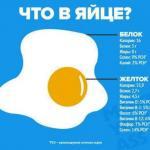 Что происходит с вашим телом, если вы едите яйца каждый день.