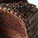 Пражский торт - сами знаете, он бесподобен!
