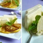 Лимонное семифредо.  Вкусное домашнее мороженое, для которого не нужны ни мороженица, ни перемешивания каждые 15 мин.