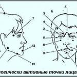 Точки на голове для массажа. Биологически активные точки на голове - ваша скорая помощь!