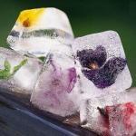 В том случае, если выехать за город нет возможности, то можно в домашних условиях приготовить для себя волшебный лёд.