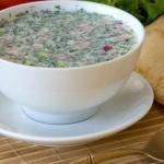 На заметочку: холодные летние супы: топ 5 рецептов.
