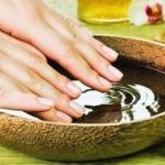 Оливковое масло для рук - народные рецепты красоты.