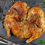 Курица по-аджарски.   Очень рекомендую этот простой и мега - вкусный рецепт!