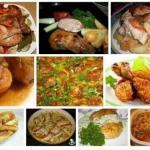 Подборка из 9 суперрецептов приготовления курицы.