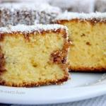 Нежнейшее пирожное.   Очень вкусное, нежное, мягкое и тающее во рту пирожное.