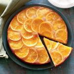 Пирог с апельсинами.