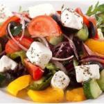 Топ - 7 вкусных салатов без майонеза?