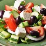 Топ - 7 вкусных салатов без майонеза!