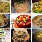 9 самых вкуснейших салатов на каждый день?
