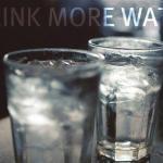 Когда необходимо пить воду?