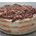 Творожный торт на сковороде за 10 мин.