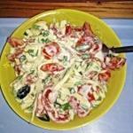 Несложные салатики на каждый день.