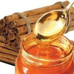 Совет дня?   Волшебное сочетания меда и корицы творит чудеса в нашем организме!